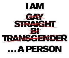 I am a person